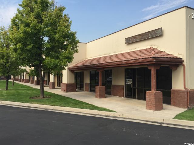 Commercial for Rent at 2724 S 3600 W 2724 S 3600 W Unit: K West Valley City, Utah 84119 United States