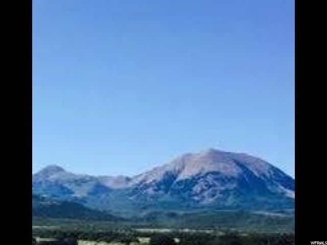 Unifamiliar por un Venta en 42 E DEER CREEK Road La Sal, Utah 84530 Estados Unidos