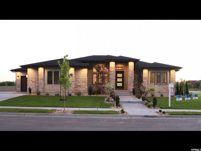 Single Family for Sale at 1152 S ARABIAN Court Kaysville, Utah 84037 United States