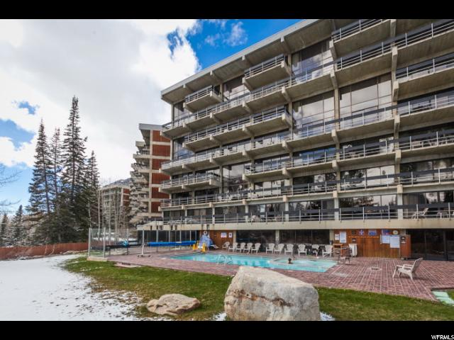 Condominium for Sale at 9086 S LITTLE COTTONWOOD CYN 9086 S LITTLE COTTONWOOD CYN Unit: 607+ Snowbird, Utah 84092 United States