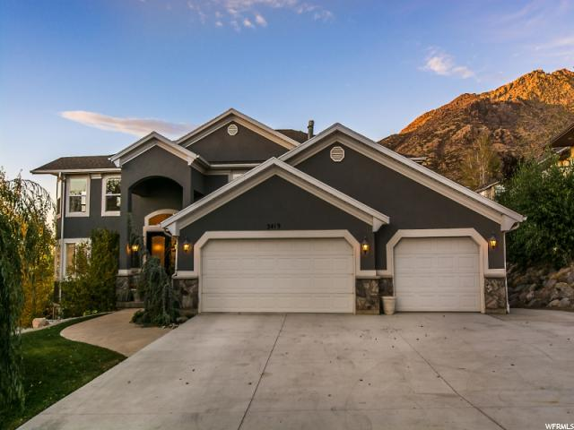 3419 E GUN CLUB RD Holladay, UT 84121 - MLS #: 1442375