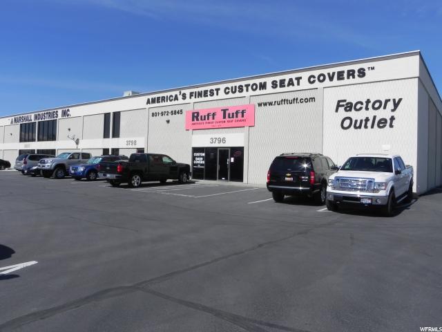 Commercial for Rent at 3796 W 2100 S Salt Lake City, Utah 84120 United States