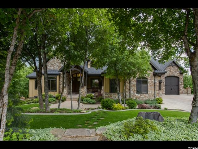 Single Family for Sale at 1135 S EAGLE NEST Drive Woodland Hills, Utah 84653 United States