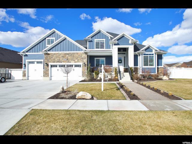 单亲家庭 为 销售 在 1390 W 650 S Layton, 犹他州 84041 美国