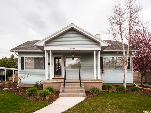 2235 S WELLINGTON ST, Salt Lake City UT 84106