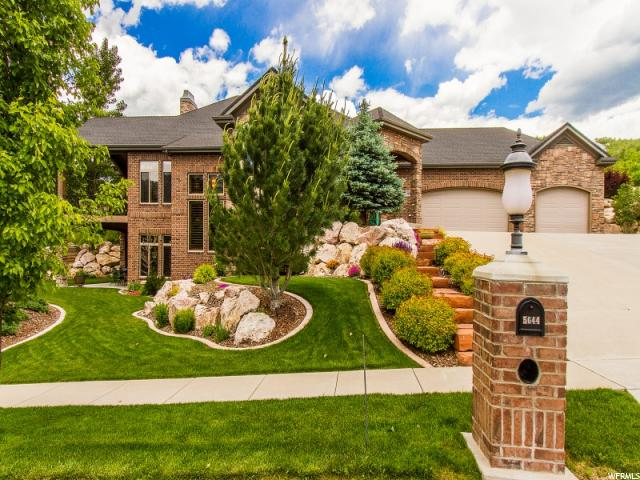 Single Family for Sale at 5644 MEADOW Circle Mountain Green, Utah 84050 United States