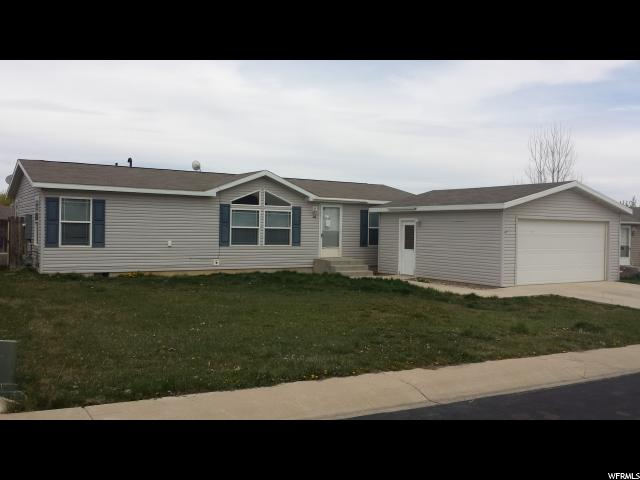 Single Family for Rent at 404 W 2100 S Vernal, Utah 84078 United States