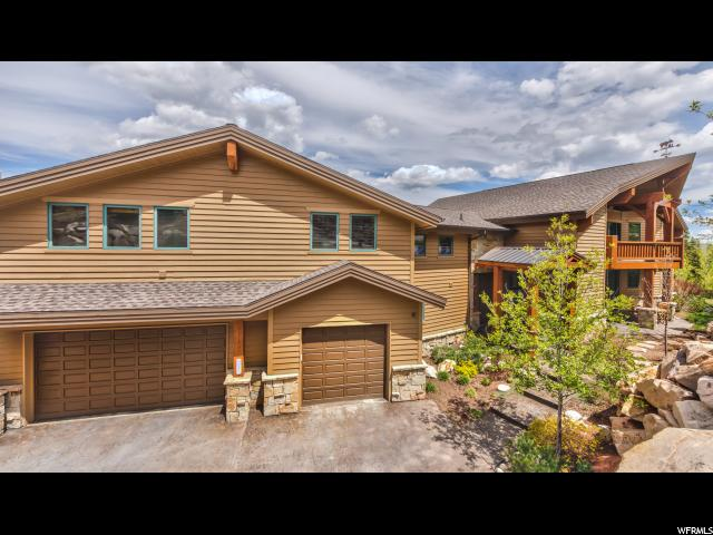 Single Family for Sale at 7185 CANYON Drive Park City, Utah 84098 United States