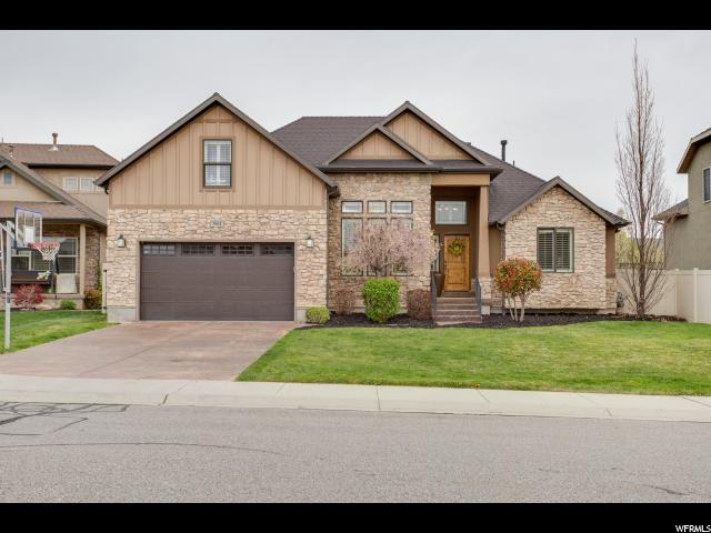 3964 W OREGON DUNE CT, South Jordan UT 84095
