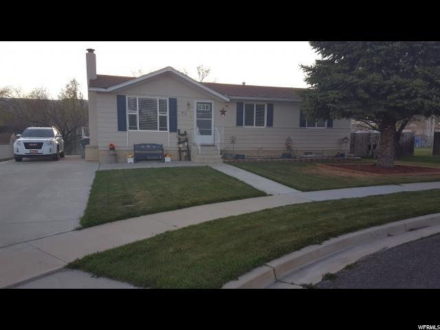 Unique la famille pour l Vente à 475 N CEDAR VEIW VW Orangeville, Utah 84537 États-Unis