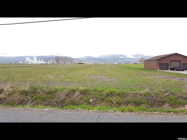 Land for Sale at 6295 N 2400 W Amalga, Utah 84335 United States