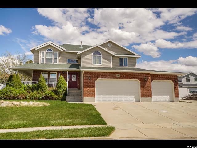 单亲家庭 为 销售 在 5098 S 2825 W Roy, 犹他州 84067 美国