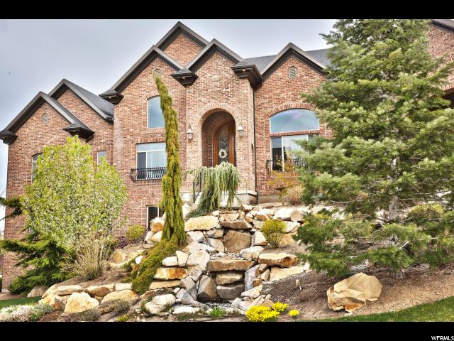 Single Family for Sale at 1867 E SPRINGDALE WAY Draper, Utah 84020 United States