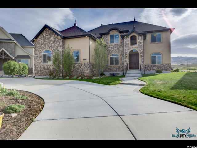 Single Family for Sale at 91 E SEVEN IRON Court 91 E SEVEN IRON Court Saratoga Springs, Utah 84045 United States