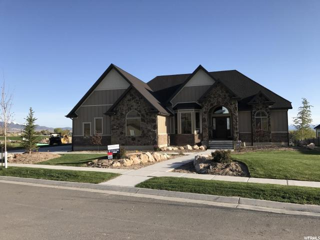 Single Family for Sale at 3582 W BOULDEN Boulevard Bluffdale, Utah 84065 United States
