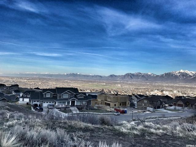 أراضي للـ Sale في 5571 W LOOKOUT MESA 5571 W LOOKOUT MESA Herriman, Utah 84096 United States