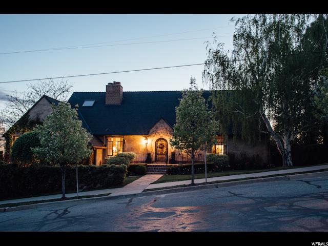 Home for sale at 235 A St, Salt Lake City, UT  84103. Listed at 1685000 with 4 bedrooms, 6 bathrooms and 7,169 total square feet