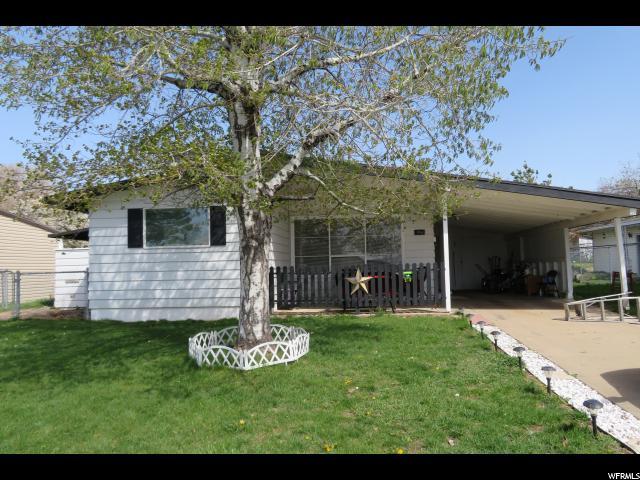 Один семья для того Продажа на 1634 N 400 W Sunset, Юта 84015 Соединенные Штаты