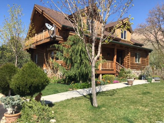 Single Family for Sale at 102 W 200 N Willard, Utah 84340 United States