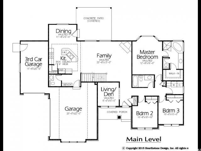 592 S 1950 Unit 42 Springville, UT 84663 - MLS #: 1443473