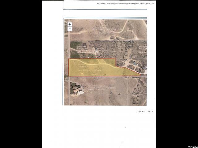 Land for Sale at 10929 N LOAFER CANYON Road Salem, Utah 84653 United States