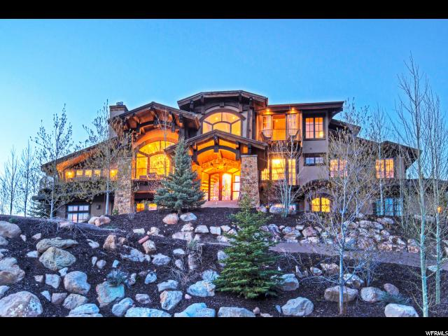 8448 N TRAILS DR, Park City UT 84098