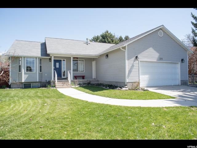 Single Family for Sale at 215 S 100 W Richmond, Utah 84333 United States