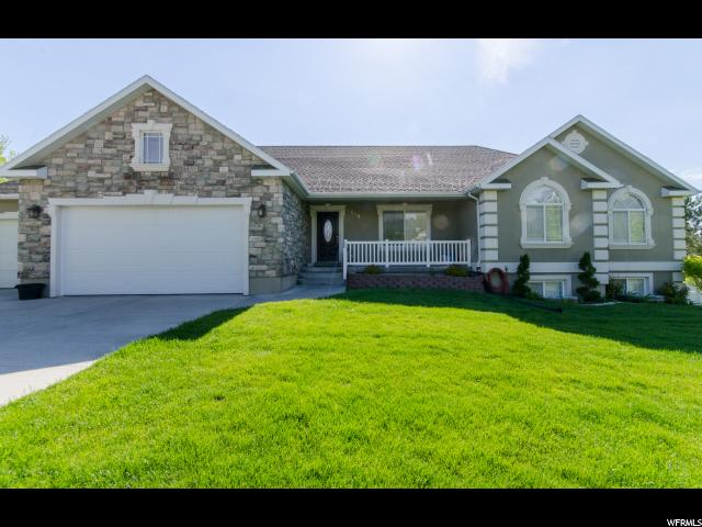 Single Family for Sale at 550 N 100 E 550 N 100 E Mendon, Utah 84325 United States