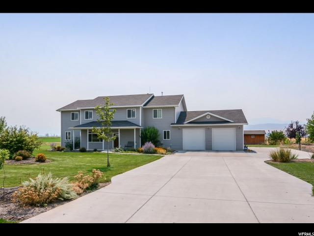 Single Family for Sale at 220 W 300 S Newton, Utah 84327 United States