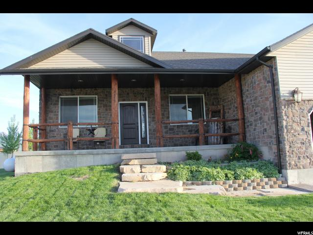 Single Family for Sale at 4475 W 16800 N Fielding, Utah 84311 United States