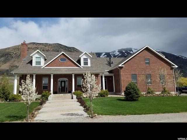 Single Family for Sale at 11245 N STATE ROAD 38 W Deweyville, Utah 84309 United States