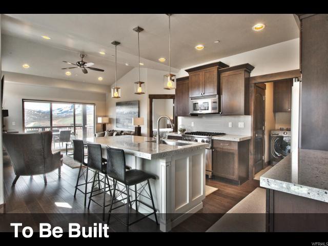 Maison accolée pour l Vente à 1167 W CADENCE Court 1167 W CADENCE Court Unit: 45D Heber City, Utah 84032 États-Unis