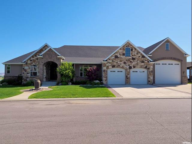 Single Family for Sale at 1490 COTTONWOOD Lane Saratoga Springs, Utah 84045 United States