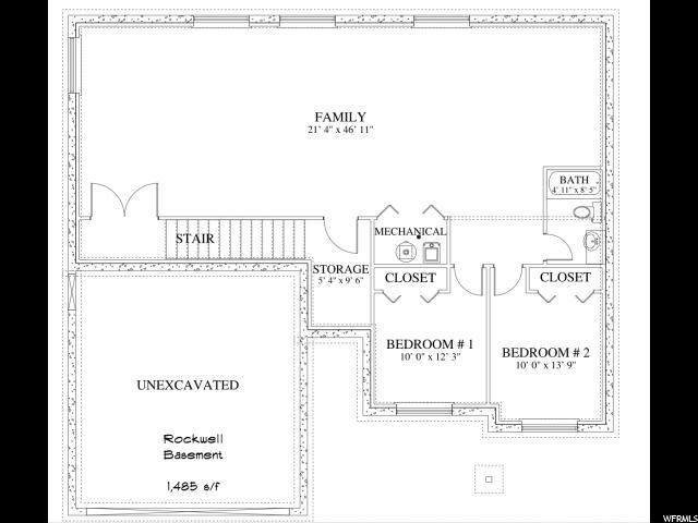 3887 E PAWNEE RD Unit 3 Eagle Mountain, UT 84005 - MLS #: 1443968
