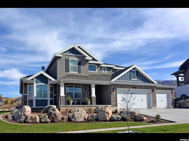 Single Family for Sale at 6246 N HIDDEN HILLS Drive Mountain Green, Utah 84050 United States