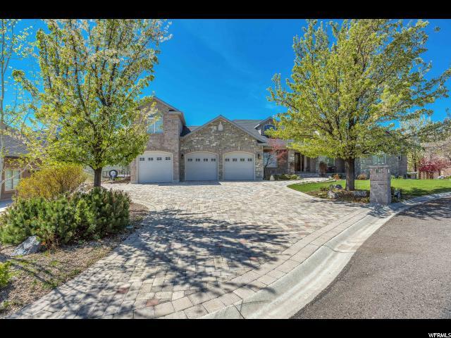 Один семья для того Продажа на 403 W HALEYS LOOKOUT 100 Elk Ridge, Юта 84651 Соединенные Штаты