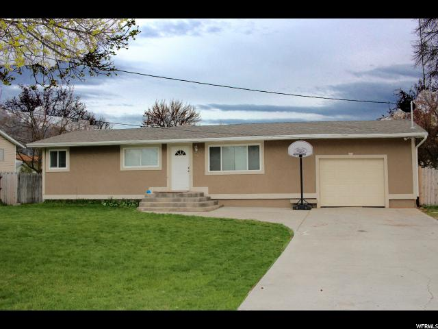 Single Family for Sale at 50 W 100 N Millville, Utah 84326 United States