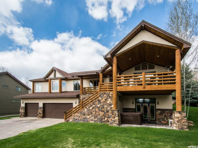 Single Family for Sale at 2760 DAYBREAKER Drive Park City, Utah 84098 United States