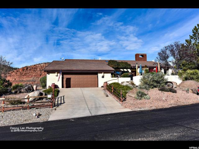 Single Family for Sale at 2041 SILVER REEF Road Leeds, Utah 84746 United States