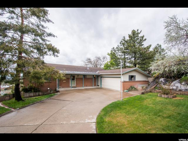 3342 S MONTE VERDE DR, Salt Lake City UT 84109