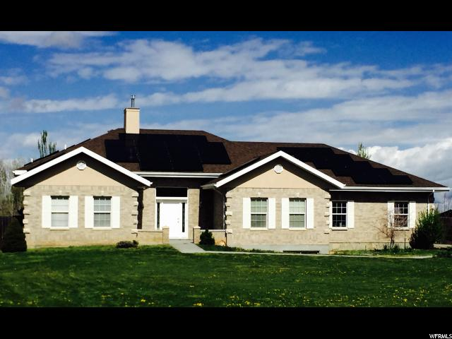 Single Family for Sale at 1615 E COUNTRY Lane Erda, Utah 84074 United States