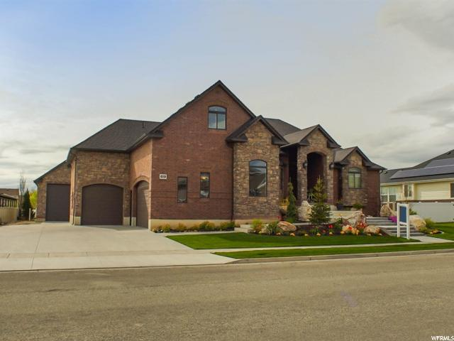 Single Family for Sale at 820 S 2325 W Syracuse, Utah 84075 United States