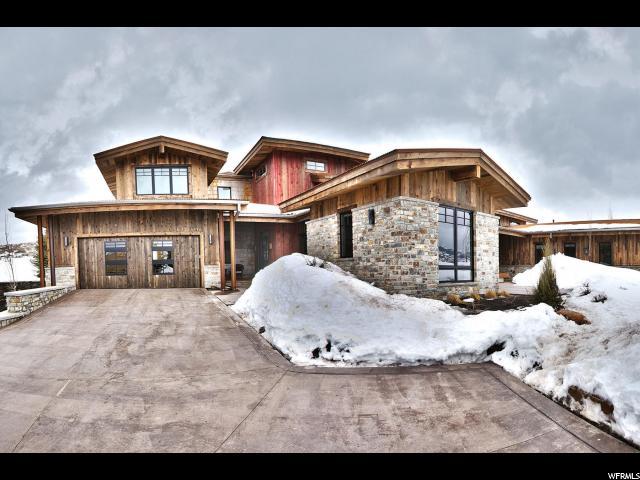 Single Family for Sale at 6476 DAKOTA Trail Park City, Utah 84098 United States