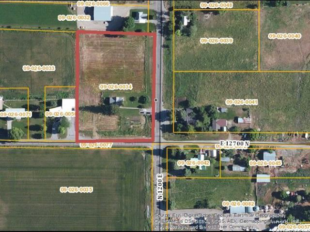 Land for Sale at 12721 N 1200 E Cove, Utah 84320 United States
