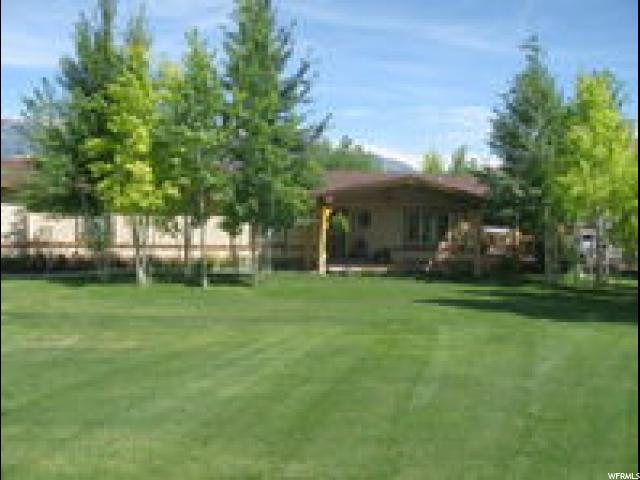 Single Family for Sale at 380 N SEVIER HWY Sevier, Utah 84766 United States