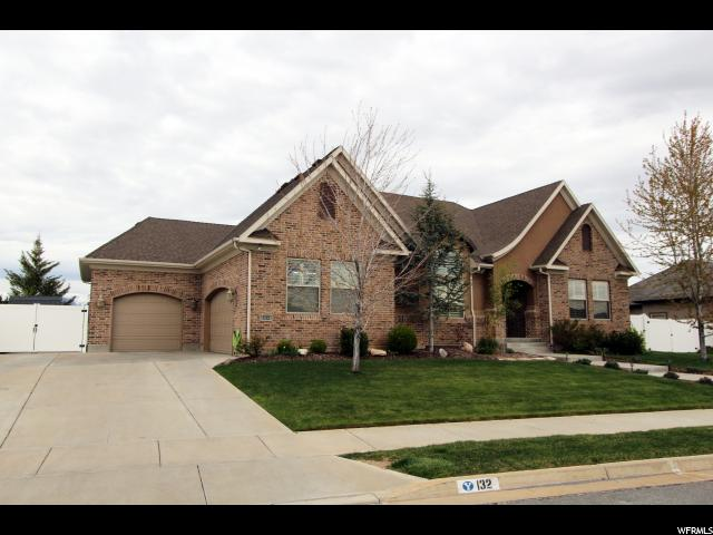Single Family for Sale at 132 N 2775 W West Point, Utah 84015 United States