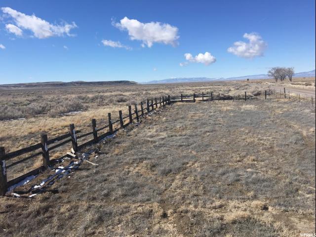 Terrain pour l Vente à 2800 W 6500 S Deseret, Utah 84624 États-Unis