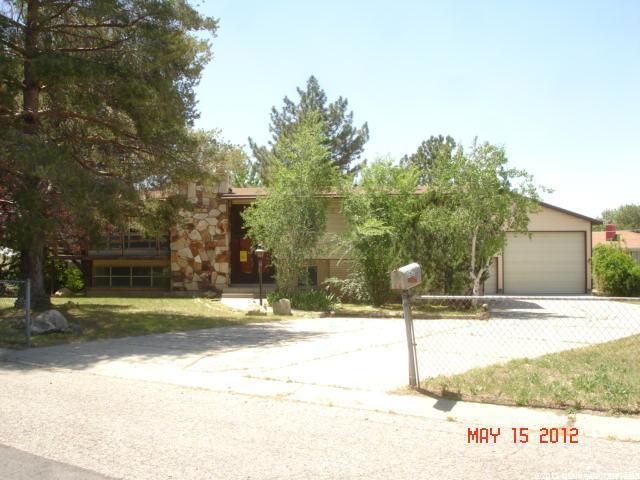 Один семья для того Продажа на 3972 PHARAOH Road 3972 PHARAOH Road Taylorsville, Юта 84123 Соединенные Штаты