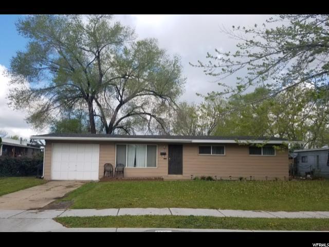 Один семья для того Продажа на 1447 N 300 W Sunset, Юта 84015 Соединенные Штаты