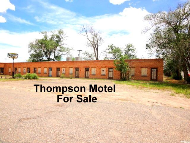 Commercial for Sale at 46 E OLD HWY 6 & 50 Thompson, Utah 84540 United States